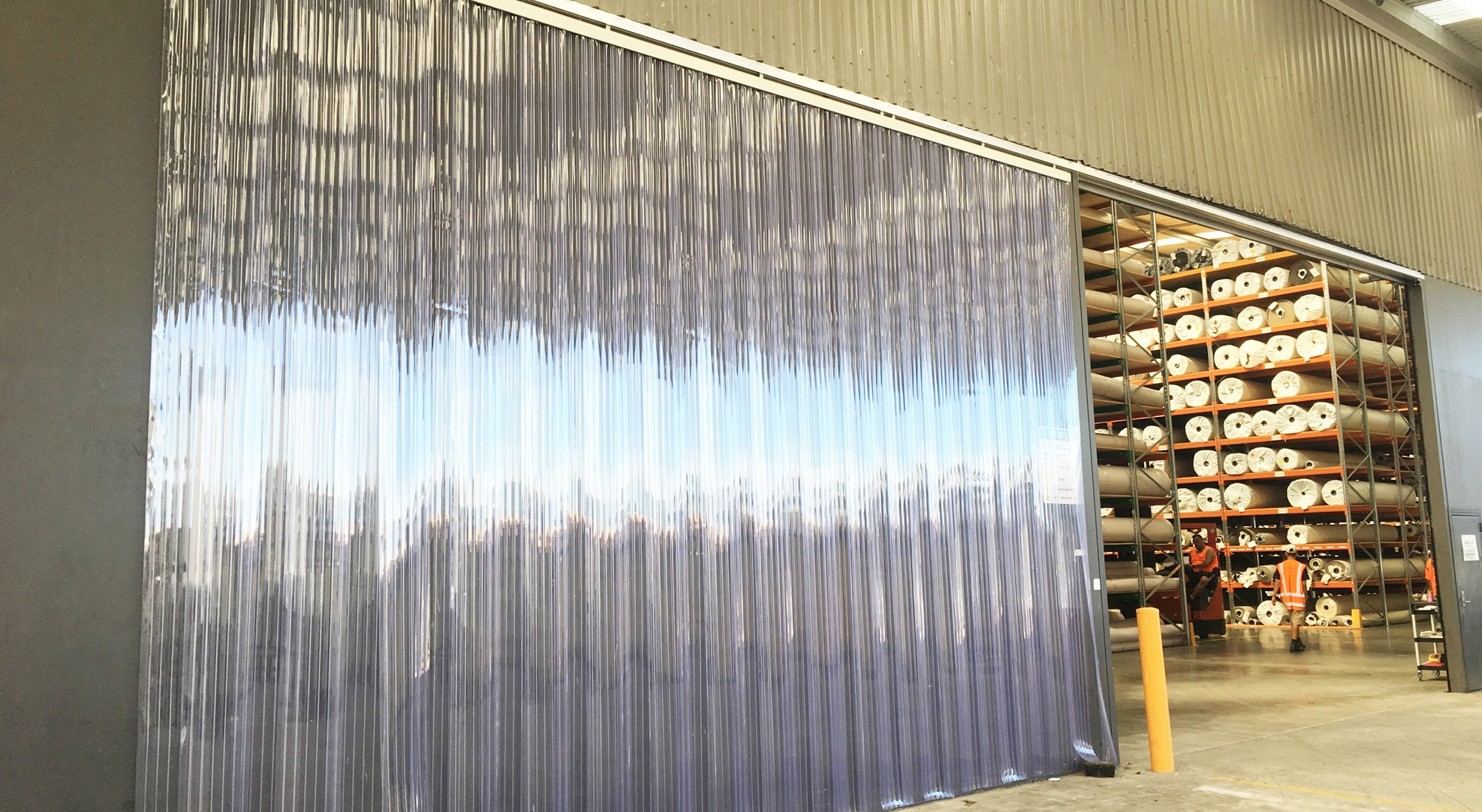 Why-People-Prefer-PVC-Strip-Curtains-For-Commercial-And-Industrial-Utilization
