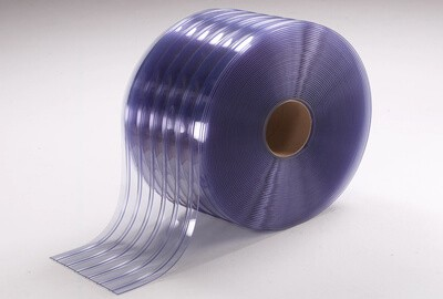 Double Ribbed PVC